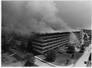 National Archives fire of 1973